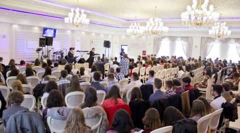 Orszagos Ifjusagi Konferencia szatmarnemeti
